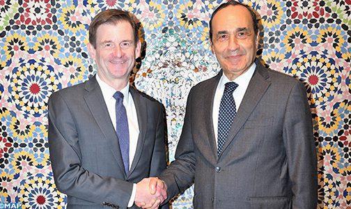 L'appel de SM le Roi à un dialogue avec l'Algérie salué aux Etats-unis
