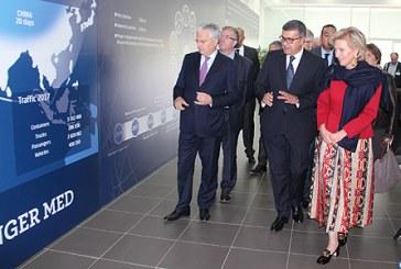 La Princesse Astrid, préside l'ouverture d'un séminaire sur les opportunités d'affaires à Tanger