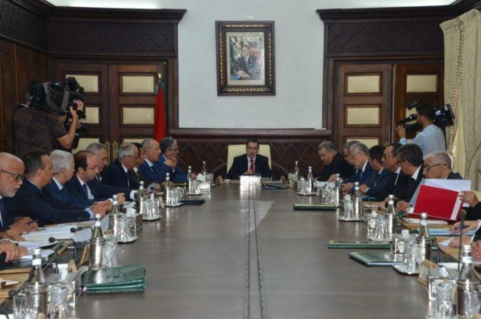 Le Conseil de gouvernement