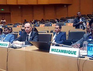 Le Conseil exécutif de l'Union africaine