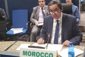 Le Maroc souligne devant le CPS de l'UA l'impératif d'une approche globale, multidimensionnelle et multisectorielle dans la lutte contre le terrorisme