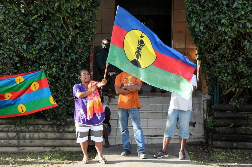 Les Calédoniens disent «non» à leur indépendance de la France