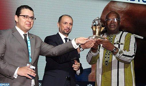 Le Grand prix MEDays 2018 décerné au président du Burkina Faso Roch Marc Christian Kaboré