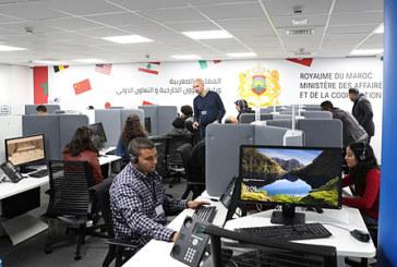 Lancement officiel à Rabat d'un centre d'appel dédié aux MRE
