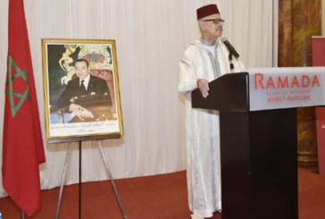 Les Marocains du Liban célèbrent le 43è anniversaire de la glorieuse Marche verte