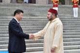 Le président chinois plaide pour l'approfondissement de la coopération avec le Maroc
