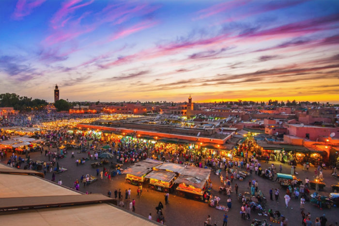 Marrakech, Capitale Africaine de la Culture 2020
