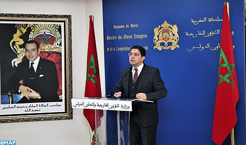 """Migration: la conférence internationale de Marrakech, un """"sommet mondial"""" qui examine un sujet """"structurant"""""""