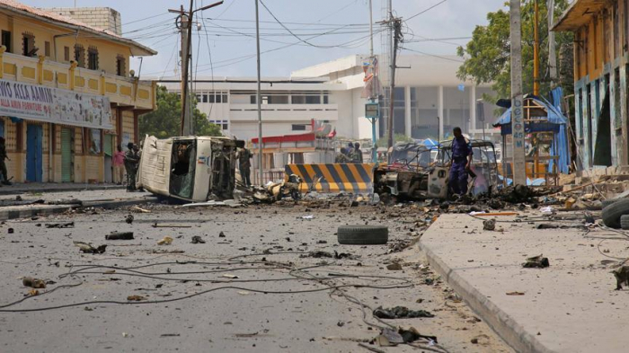Attaque contre un hôtel au centre de Mogadicio: 39 morts et 40 blessés