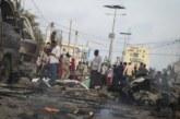 Vingt morts et 40 blessés dans l'explosion de deux voitures piégées et d'un kamikaze à Mogadicio