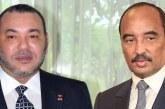SM le Roi félicite le président mauritanien à l'occasion de la fête de l'indépendance de son pays