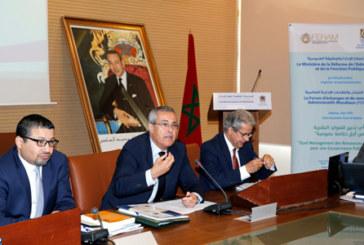 Benabdelkader souligne la nécessité de l'ouverture du système administratif en tenant compte de la spécificité du service public