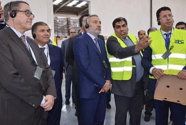 PAI: Elalamy fait le point à Agadir sur l'avancement du projet industriel du Souss-Massa