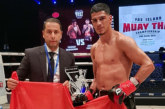 Championnat international de Muay Thai à Abu Dhabi: les Marocains Youssef Boughanem et Elias Chakir s'illustrent