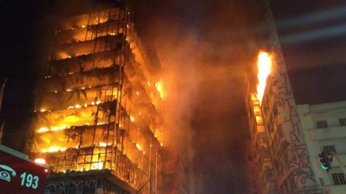 Inde : Deux morts dans l'incendie d'une Tour à Mumbai