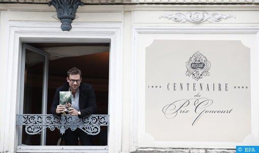 France : le Goncourt 2018 décerné à l'écrivain français Nicolas Mathieu