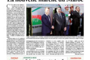 Le numéro 30 de Maroc diplomatique est dans les kiosques