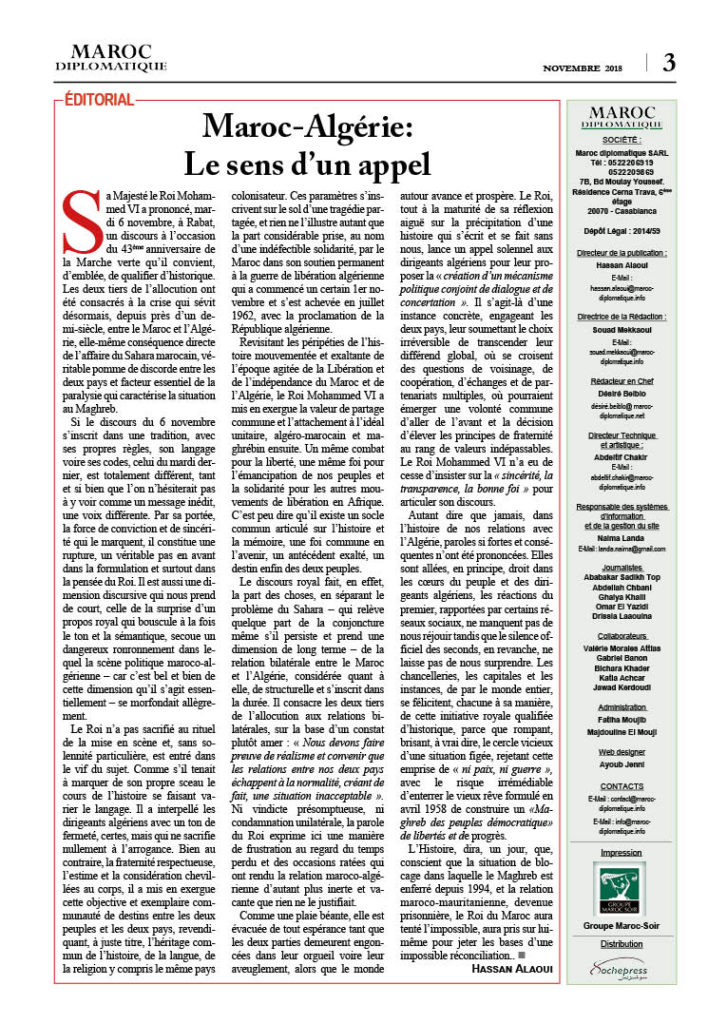 https://maroc-diplomatique.net/wp-content/uploads/2018/11/P.-3-Edito.-727x1024.jpg