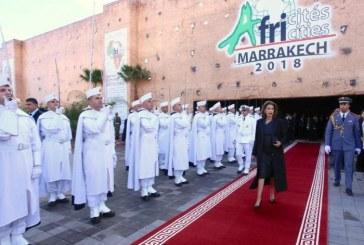 Africités 8 : Le Royaume du Maroc, Phare de l'Afrique des territoires
