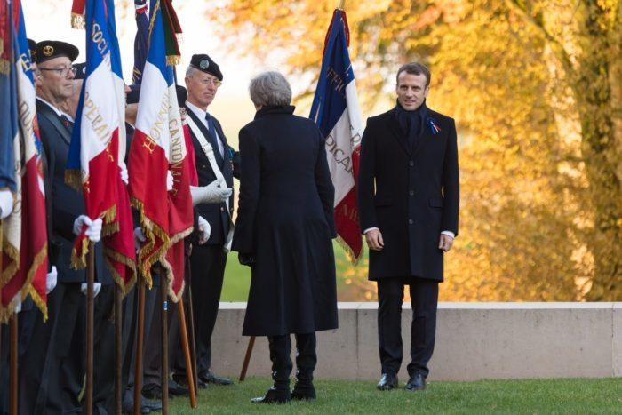 Centenaire de la fin de la première guerre mondiale : des dizaines de chefs d'Etat et de gouvernement réunis à Paris