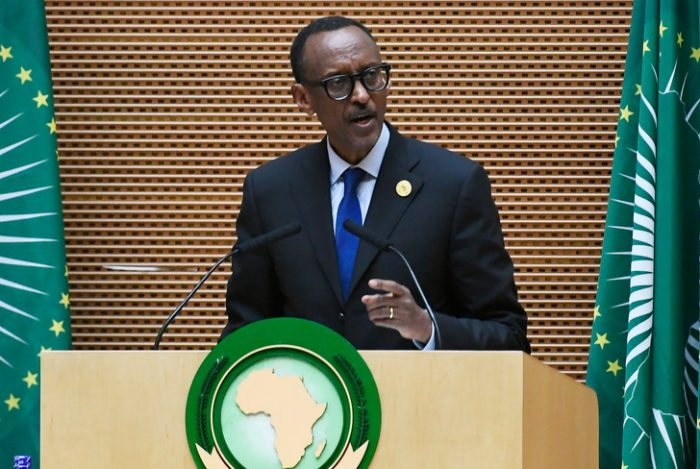 Paul Kagame appelle ses pairs à donner à leurs peuples l'avenir qu'ils méritent