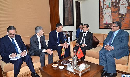 L'Espagne déterminée à renforcer la coopération avec le Maroc en matière de lutte contre l'émigration illégale