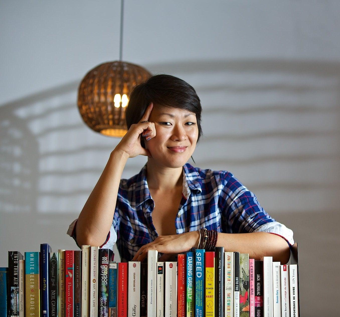 Christine Leang: d'une réfugiée à un coach littéraire