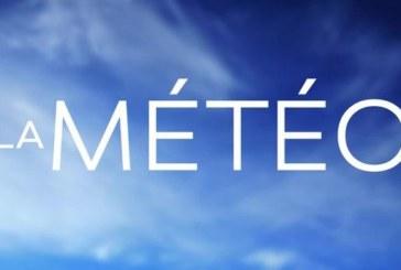 Prévisions météorologiques pour la journée du vendredi 23 novembre