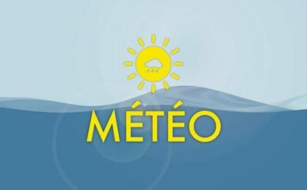 Prévisions météorologiques du vendredi 16 novembre et la nuit suivante