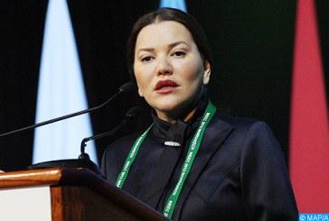 SAR la Princesse Lalla Hasnaa devient Docteur honoris causa de l'Université Ritsumeikan