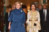 SAR La Princesse Lalla Meryem préside un diner offert par SM le Roi en l'honneur de la Princesse Astrid