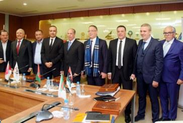 Rabat: Le Libyen Jamal Jaafari nouveau président de l'UNAF