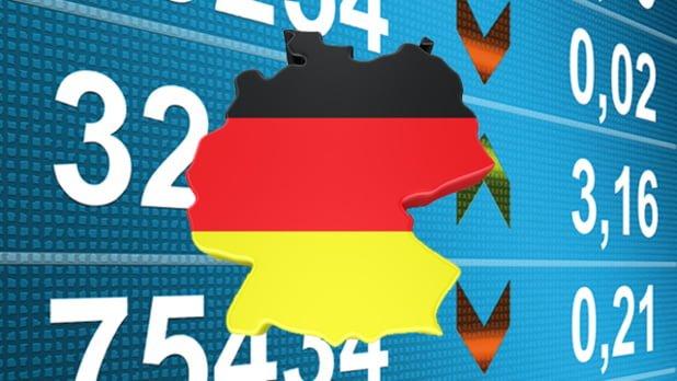 Rapport: La croissance allemande présente des signes de vieillesse