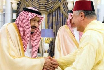 L'ambassadeur du Maroc à Riyad présente ses lettres de créance au Souverain saoudien
