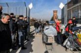 Évacuation d'un site emblématique de migrants à Rome