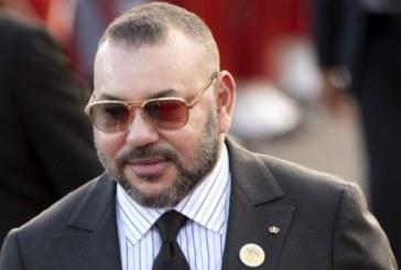 SM le Roi félicite le président libanais à l'occasion de la fête nationale de son pays