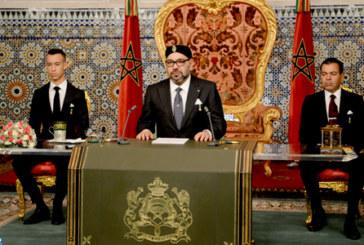 Main tendue du Roi Mohammed VI à l'Algérie : Construisons et transcendons nos obstacles!