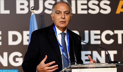Mezouar appelle à Lisbonne à l'intensification des relations économiques entre le Maroc et le Portugal