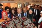 """Ouverture à Casablanca de la 6ème édition du Salon Professionnel de l'artisanat """"Minyadina"""""""