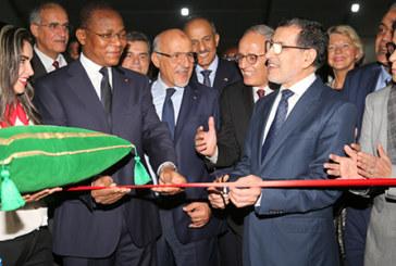 Casablanca: Sâad Eddine El Othmani inaugure le 17è Salon international du bâtiment