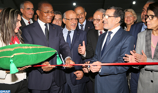 Casablanca: Sâad Eddine El Othmani inaugure le 17è Salon international du bâtiment