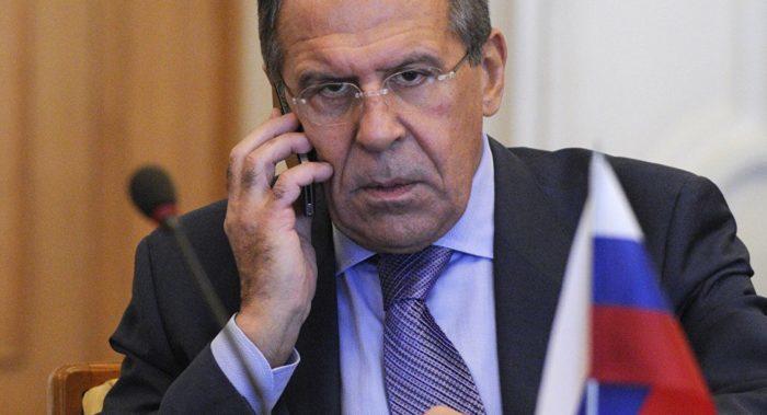 Affaire d'espionnage: Entretien téléphonique entre le chef de la diplomatie russe et son homologue autrichienne