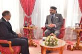 SM le Roi nomme Driss Guerraoui Président du Conseil de la Concurrence