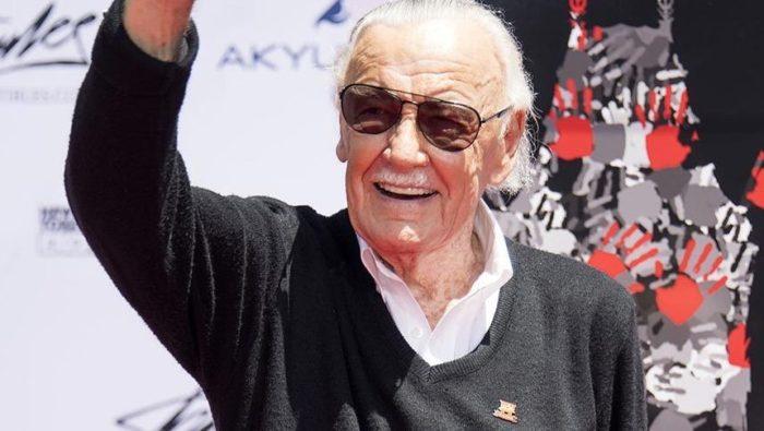 Décès de Stan Lee, le co-créateur des super héros Spider-Man, Iron Man et Hulk