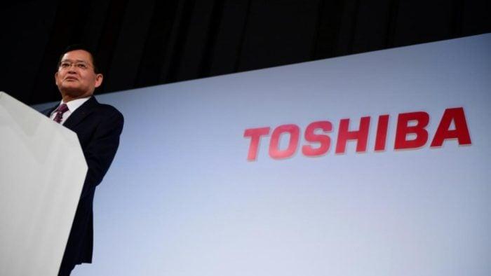 En pleine crise, Toshiba supprime 7.000 emplois