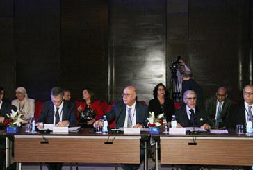 """Le wali de Bank Al-Maghrib déplore un blocage """"contre toute logique"""" du Maghreb"""