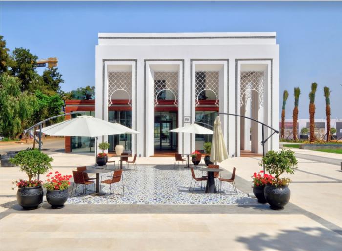 Rabat Square dévoile son nouveau bureau de vente fraîchement bâti