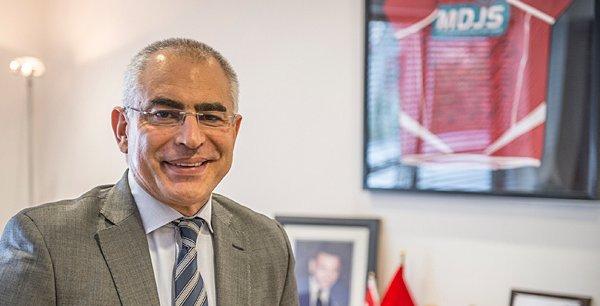 Buenos Aires: El Mechrafi nommé président de l'Audit Committe de la Word Lottery Association