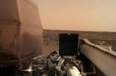La sonde Insight se pose sur Mars