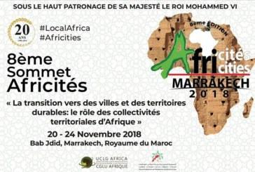 Africités: 3000 élus africains attendus à Marrakech pour dessiner une nouvelle trajectoire de développement pour le continent